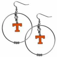 """Tennessee Volunteers 2"""" Hoop Earrings"""