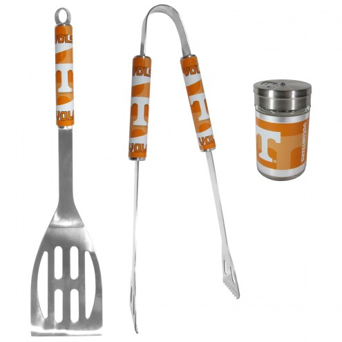 Tennessee Volunteers 2 Piece BBQ Set with Season Shaker