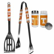 Tennessee Volunteers 2 Piece BBQ Set with Tailgate Salt & Pepper Shakers