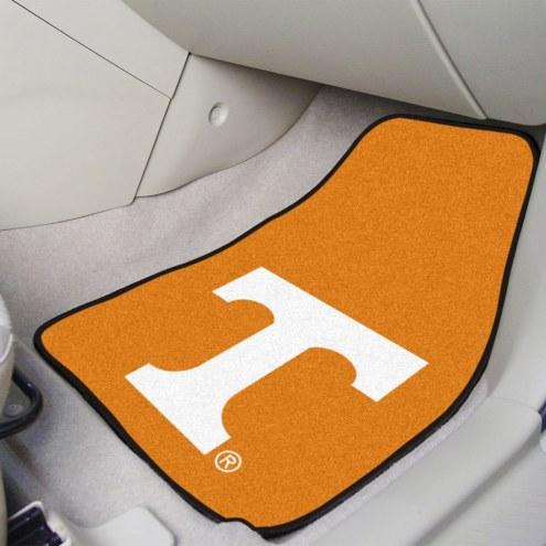 Tennessee Volunteers 2-Piece Carpet Car Mats