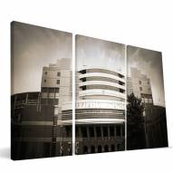 "Tennessee Volunteers 24"" x 48"" Stadium Canvas Print"