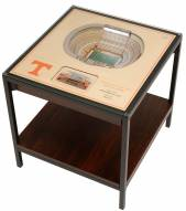 Tennessee Volunteers 25-Layer StadiumViews Lighted End Table