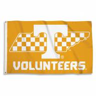 Tennessee Volunteers 3' x 5' State Outline Flag