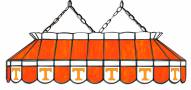 "Tennessee Volunteers 40"" Stained Glass Pool Table Light"