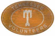 "Tennessee Volunteers 46"" Heritage Logo Oval Sign"