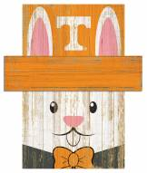 "Tennessee Volunteers 6"" x 5"" Easter Bunny Head"