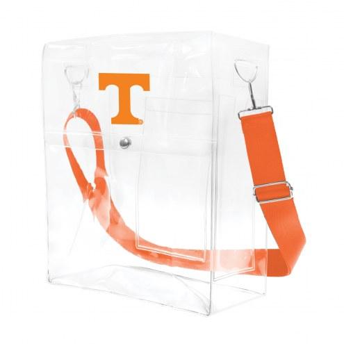 Tennessee Volunteers Clear Ticket Satchel