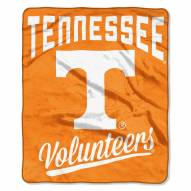 Tennessee Volunteers Alumni Raschel Throw Blanket