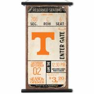 Tennessee Volunteers Kickoff Printed Canvas Banner