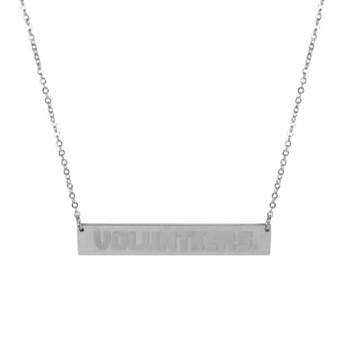 Tennessee Volunteers Bar Necklace