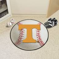 Tennessee Volunteers Baseball Rug