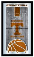 Tennessee Volunteers Basketball Mirror