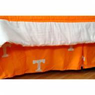 Tennessee Volunteers Bed Skirt