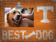 Tennessee Volunteers Best Dog Clip Frame