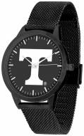 Tennessee Volunteers Black Dial Mesh Statement Watch