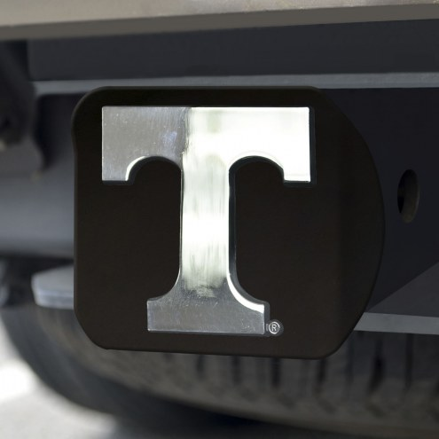 Tennessee Volunteers Black Matte Hitch Cover