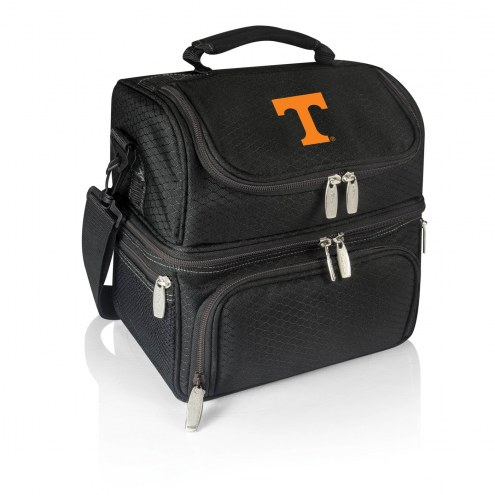 Tennessee Volunteers Black Pranzo Insulated Lunch Box