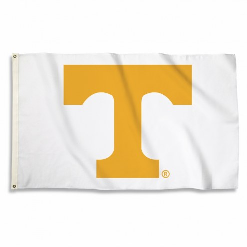Tennessee Volunteers 3' x 5' White Flag