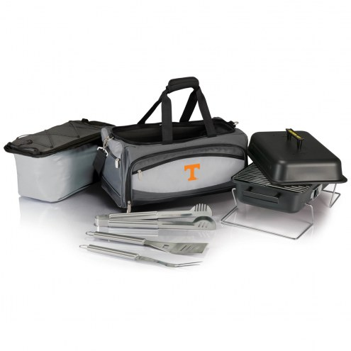 Tennessee Volunteers Buccaneer Grill, Cooler and BBQ Set