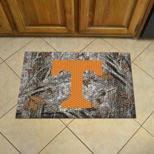 Tennessee Volunteers Camo Scraper Door Mat
