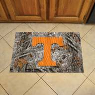 Tennessee Volunteers Camo Scraper Door Mat