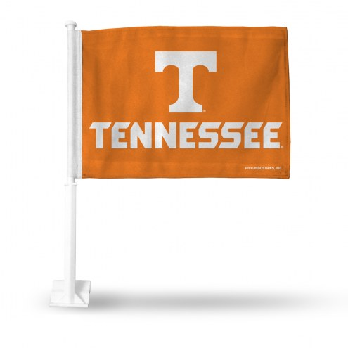 Tennessee Volunteers Car Flag