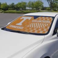 Tennessee Volunteers Car Sun Shade