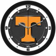 Tennessee Volunteers Carbon Fiber Wall Clock