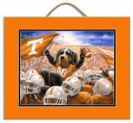 Tennessee Volunteers Celebration Plaque