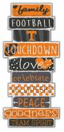 Tennessee Volunteers Celebrations Stack Sign