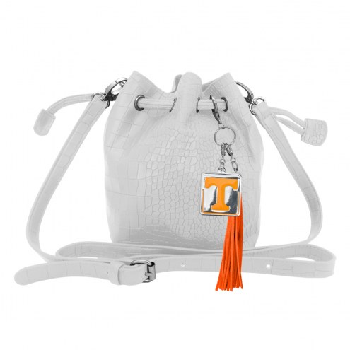 Tennessee Volunteers Charming Mini Bucket Bag