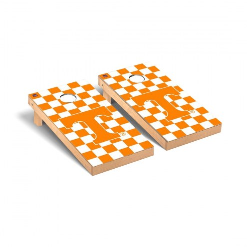 Tennessee Volunteers Checkerboard Cornhole Game Set