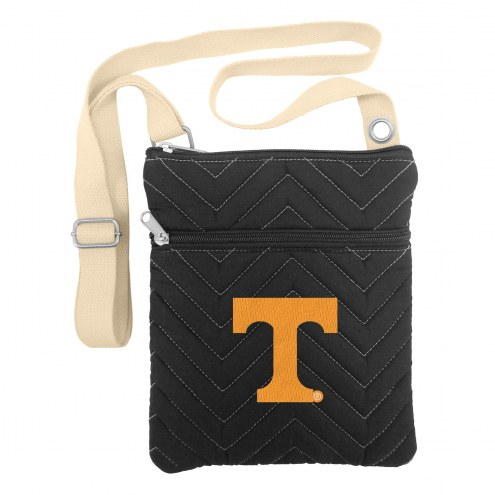 Tennessee Volunteers Chevron Stitch Crossbody Bag