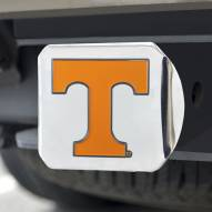 Tennessee Volunteers Chrome Color Hitch Cover