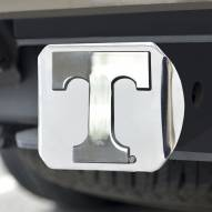 Tennessee Volunteers Chrome Metal Hitch Cover