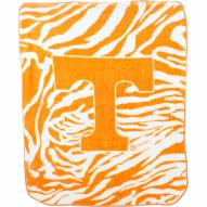 Tennessee Volunteers Raschel Throw Blanket