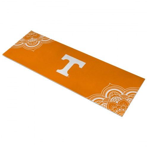 Tennessee Volunteers Color Yoga Mat
