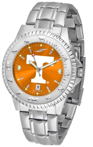 Tennessee Volunteers Competitor Steel AnoChrome Men's Watch