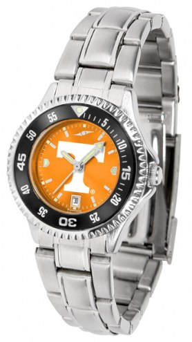 Tennessee Volunteers Competitor Steel AnoChrome Women's Watch - Color Bezel
