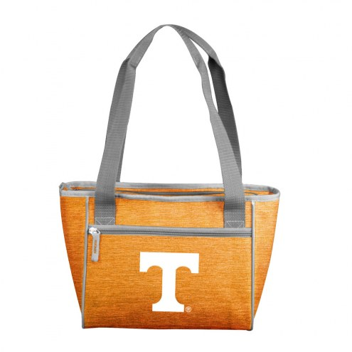 Tennessee Volunteers Crosshatch 16 Can Cooler Tote