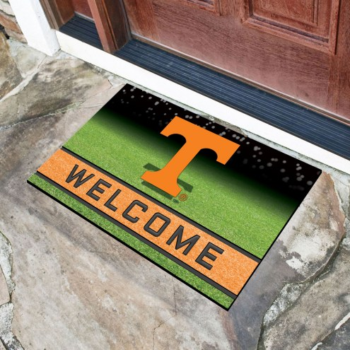 Tennessee Volunteers Crumb Rubber Door Mat