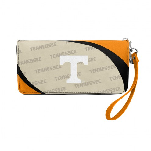 Tennessee Volunteers Curve Zip Organizer Wallet