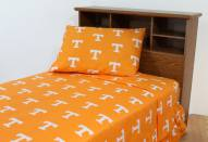 Tennessee Volunteers Dark Bed Sheets