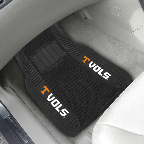 Tennessee Volunteers Deluxe Car Floor Mat Set