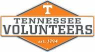 Tennessee Volunteers Diamond Panel Metal Sign