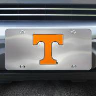 Tennessee Volunteers Diecast License Plate