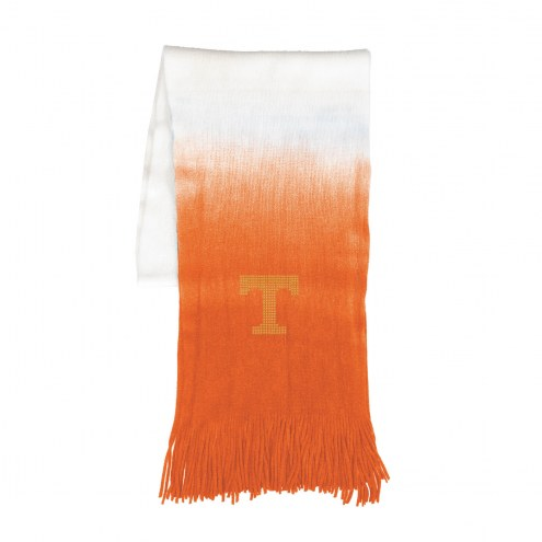 Tennessee Volunteers Dip Dye Scarf