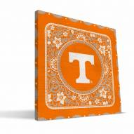 Tennessee Volunteers Eclectic Canvas Print