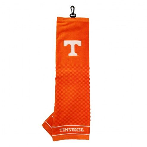 Tennessee Volunteers Embroidered Golf Towel