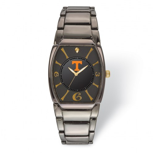 Tennessee Volunteers Executive Black Plated Watch